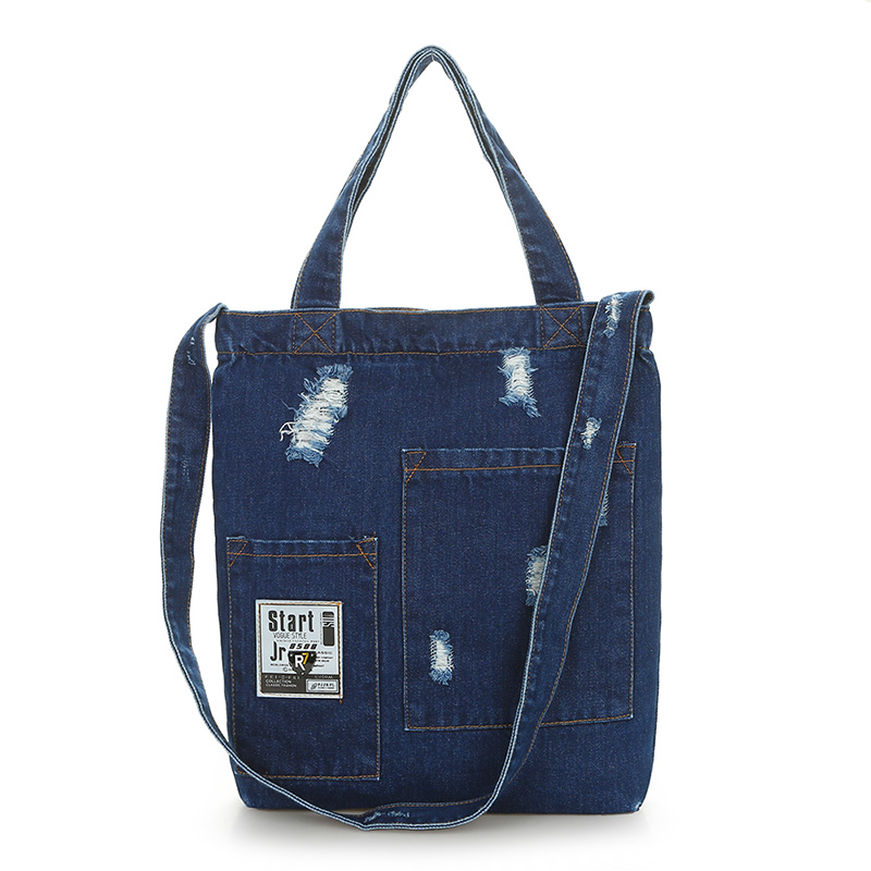 2017 Women Large Capacity Handbags New Women Bag Designer Ladies Handbags Big Denim Tote Crossbody Women Shoulder Bags(China (Mainland))