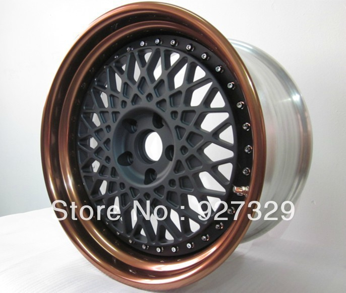"""Custom Replica BBS 3 Piece Alloy Wheel With Forged Car Rims 20"""" For Audi,BMW,Mercedes Benz,AMG,Cadillac(China (Mainland))"""