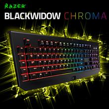 Razer BlackWidow Chroma mécanique clavier de jeu, Brand new, Expédition rapide, Sans boîte de détail(China (Mainland))