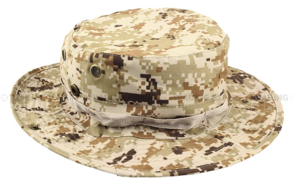 Мужская панама USMC Marpat 01546 ботинки usmc американской морской пехоты