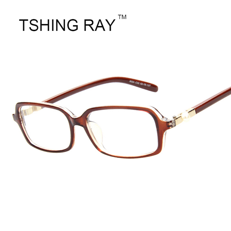 Square Brand Designer Eye Glasses Frame Fashion Luxury ...