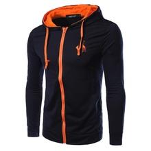 2016 New Styles Men's Autumn Winter Cardigan  Sweatshirts And Hoodies Animal Print Hoodie Classic Homme Sport Hoodies(China (Mainland))