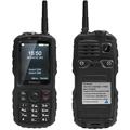 IP67 Rugged Waterproof shockproof Phone UHF Walkie Talkie Radio A16 GSM Senior old man Mobile phone