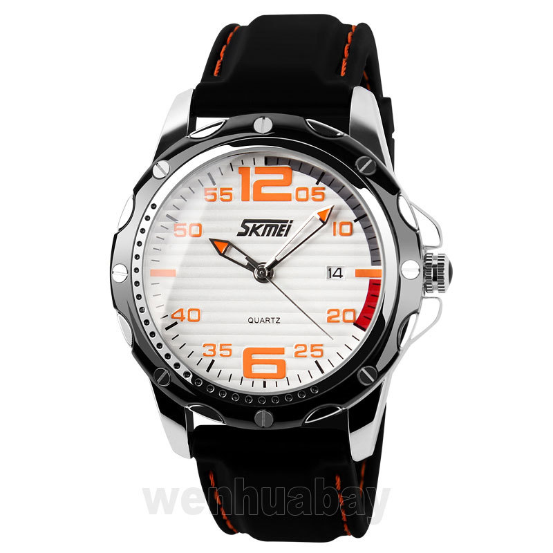 Luxury Watch 2015 New Genuine Classic Men s Business Quartz Wristwatch Gifts Waterproof Military Men Sports