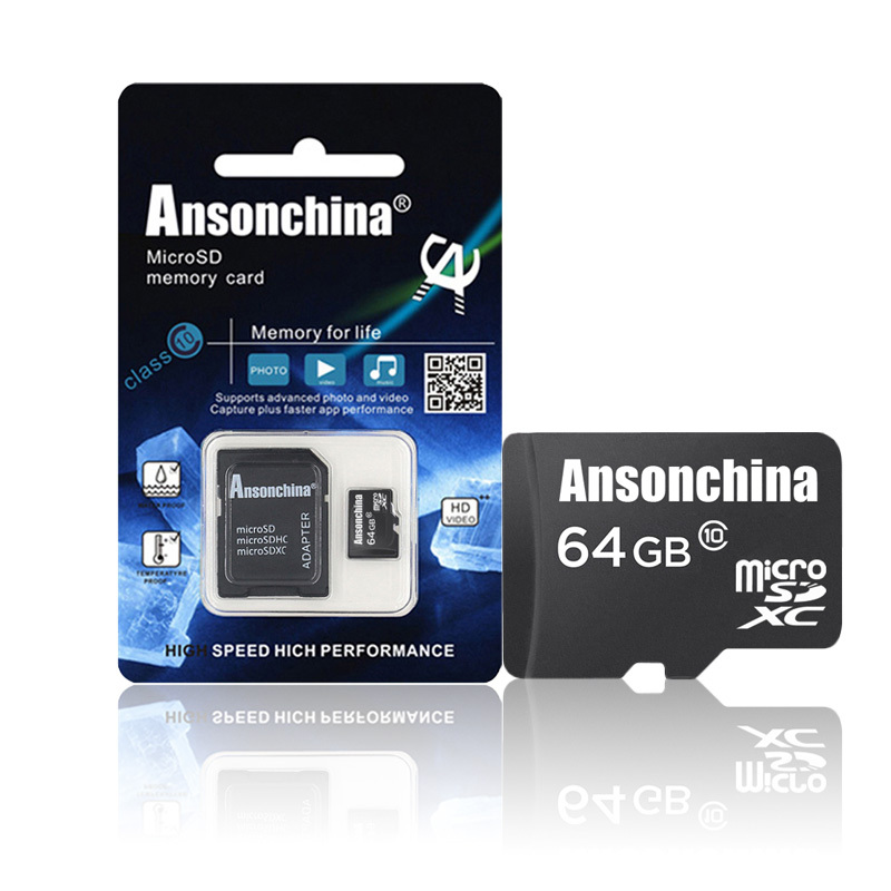100% Real capacity Memory Card Pass H2testw 32gb 16gb 8gb SDHC Flash Card class 10 TF Micro SDXC 64GB micro sd card(China (Mainland))