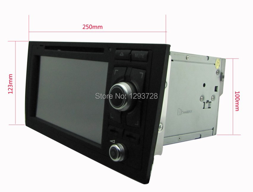 Dual Touch Screen Stereo 2 Din Touch Screen Car Stereo