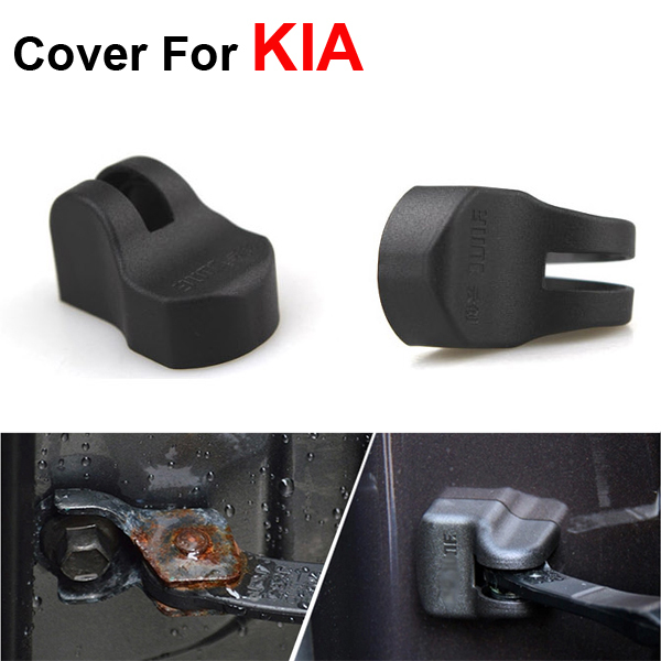 Гаджет  4pcs/lot Car styling Door Check Arm Protection Cover For KIA RIO CERATO QUORIS Optima Sportage K2/K3/K4/K5 Free shipping None Автомобили и Мотоциклы