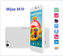 DHL Fast Delivery Star Mijue M10 5 Inch MTK6592 Octa Core Android 4.2 IPS 1280X720 1GB/8GB 8MP Dual Sim WCDMA 3G GPS GSM PHONE(China (Mainland))