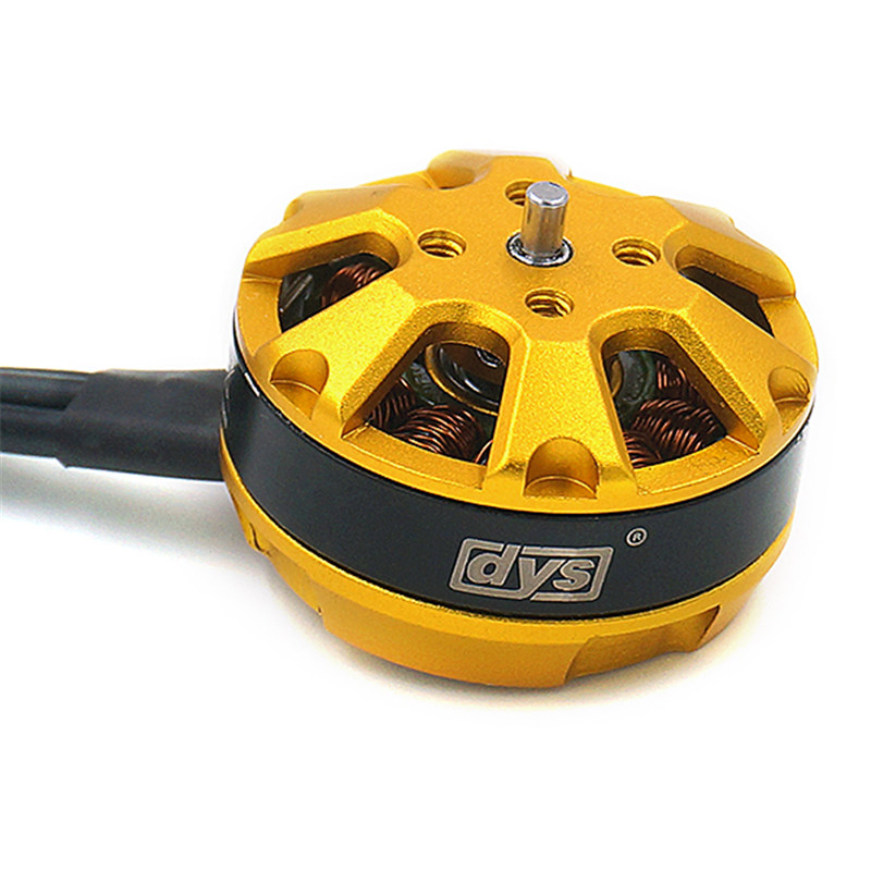Best Deal DYS BE2204 2400KV 2S 3S Outrunner Brushless Motor RC Motor for Mini Multicopters(China (Mainland))