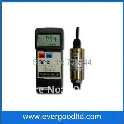 Measuring Range 1-1500 mbar 8 Kinds Display Units RS232 PC Interface VC-9200 Vacuum Meter(China (Mainland))