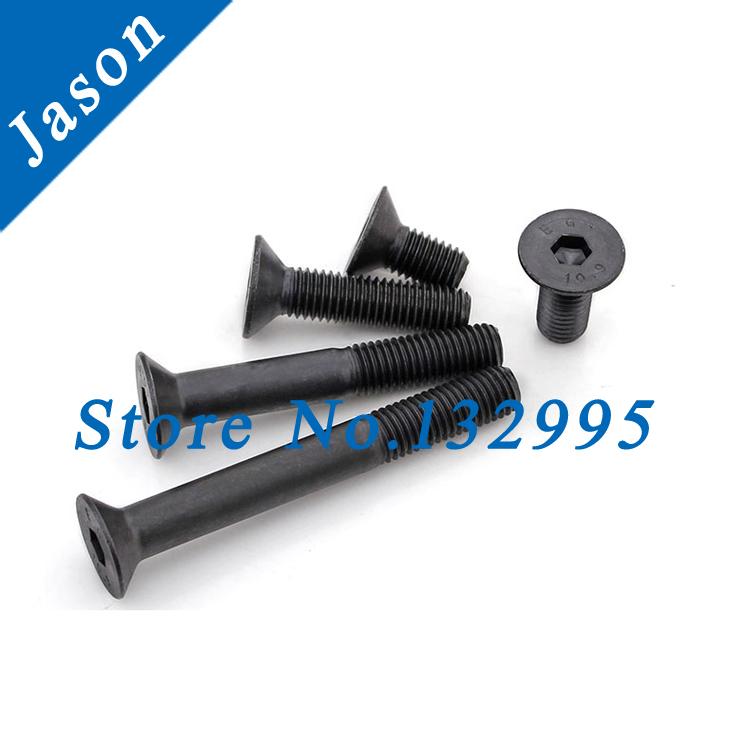 M2*3  DIN7991  Alloy steel Hex socket flat head screw (Alloy steel DIN7991 M2*L)<br><br>Aliexpress