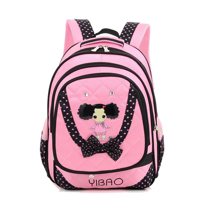New fashion children school bags infantil bolsas for girls backpack female kid bag child school backpacks