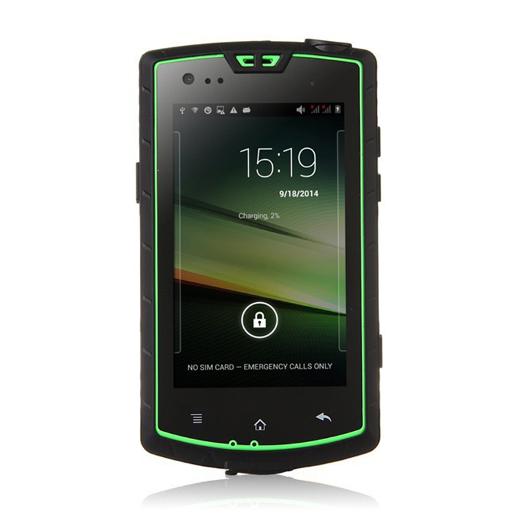Guophone S600 Smartphone Waterproof Rugged Ip67 MTK6572 DualCore Android 4.2 Walkie talkie 8MP 3500mAh 3G Outerdoor Mobile phone(China (Mainland))