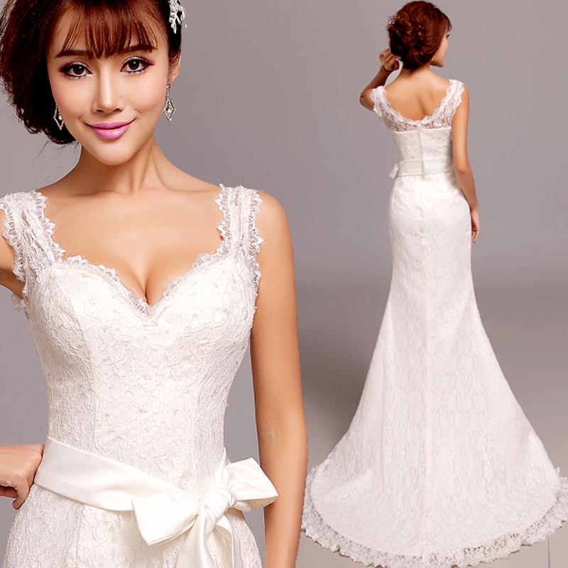 Свадебное платье Brautkleider meerjungfrau