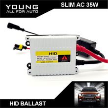 Buy YUMSEEN 1pcs Slim AC 9-16V 35W Xenon HID Ballast Electronic Digital Conversion Adapter H1 H4 H7 H11 9005 9006 Xenon kit for $14.08 in AliExpress store
