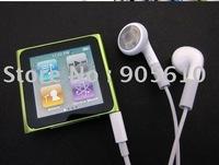 2GB 4GB 8GB 6th 1.8 inch screen Clip MP3 Player with Micro SD slot FM REC