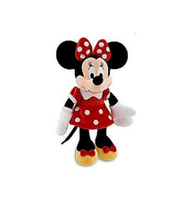 Original Minnie Mouse Toys Red Minnie Plush Toy 48cm Stuffed Animals Micke Mouse Girl Friend Minnie Pelucia Kids Toys for Girls(China (Mainland))