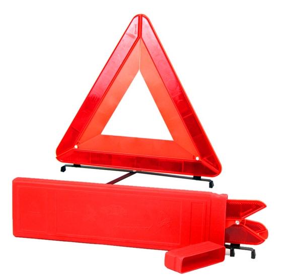 Автомобиля рама с отражающей утолщение предупреждение вина