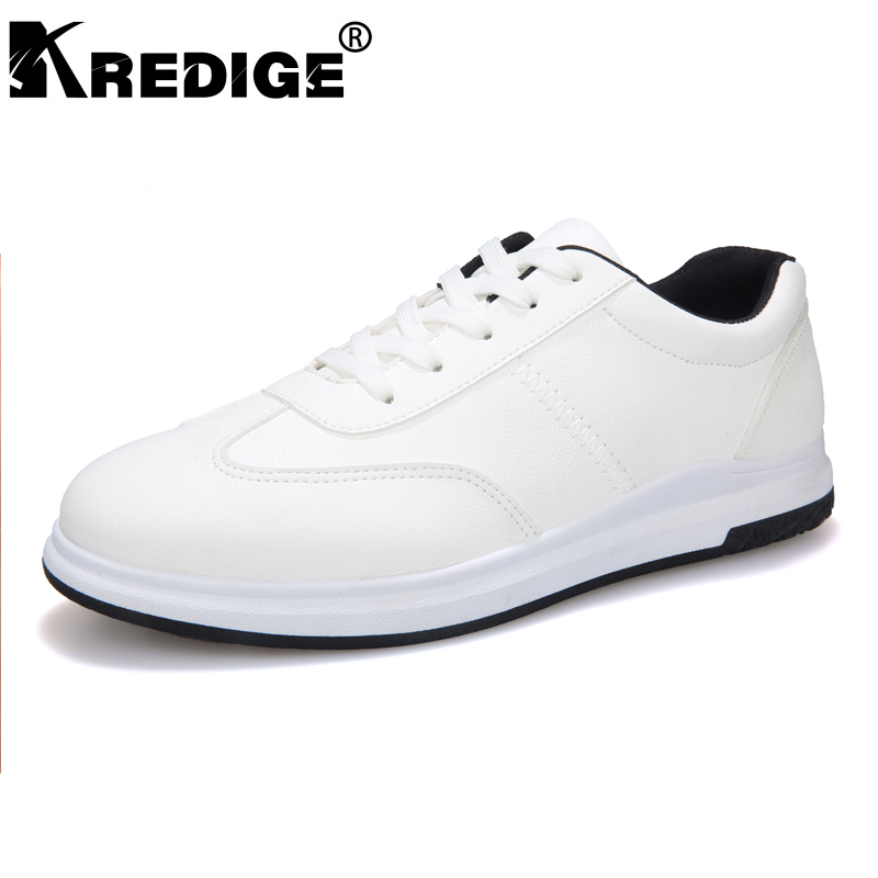 KREDIGE New Arrival Breathable Casual Shoes mens PU Height Increasing Men Shoes Non-Slip Soles Adjustable Lace-Up Shoes 39-44(China (Mainland))