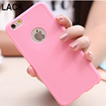 LACK Top quality Ultra Thin Super Cute Candy Case For iPhone6 6S 6SPlus 5 5S SE