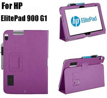 CZ New Stand Leather Case for HP ElitePad 900 G1 Tablet Book Cover Magnetic 10.1