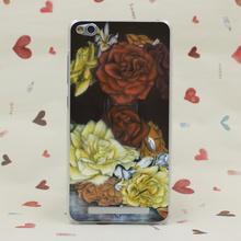 742CA Collection Roses Hard Transparent Case Redmi 2 2A 3s Pro Note 3 Meizu M2 Mini M3 - TTcase Store store