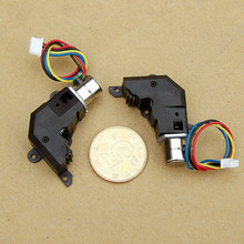 5pcs Micro Stepping Motor 3V 0.15A 8MM Two Phase Four Wire With Gear Box Focusing Motor For Digital Cameras Miniature Robots(China (Mainland))