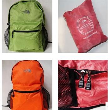 2015 Sports Folding Backpack Men Women Lightweight Travel Backpacks Portable Waterproof Outdoor Knapsack Free Shipping