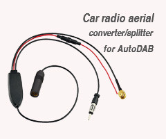 DAB+ Car Radio Antenna Adapter SMB Female to Male RA for Satellite SIRIUS  XM Aerial Cable Pioneer MVH-X580(5PCS) - us10 8d95272c6d27c