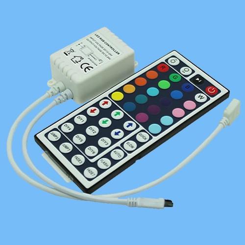 RGB контролер Langbo DC 12V 44 IR 44 RGB SMD 5050 RGB , LB-IR440