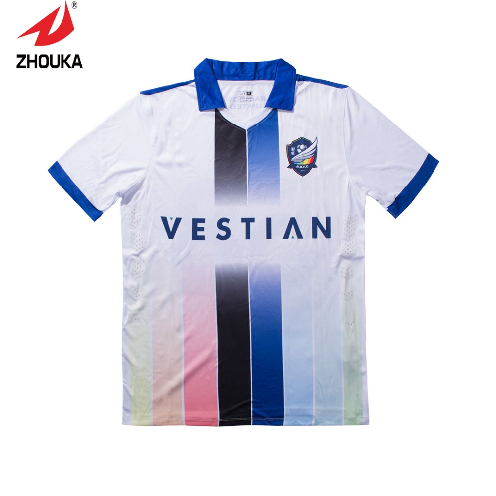 Quick dry Comfortable Soccer jerseys DIY Custom for you Any logo and pattern(China (Mainland))