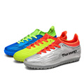 Kids Adult Soccer Cleats Boots Turf Football Soccer Shoes Hard Court Intdoor Sneakers Trainers Sport Shoes