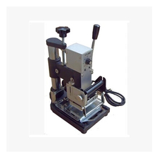 Free shipping by DHL  1 pcs Hot Stamping Machine For PVC Card Member Club Hot Foil Stamping Bronzing Machine