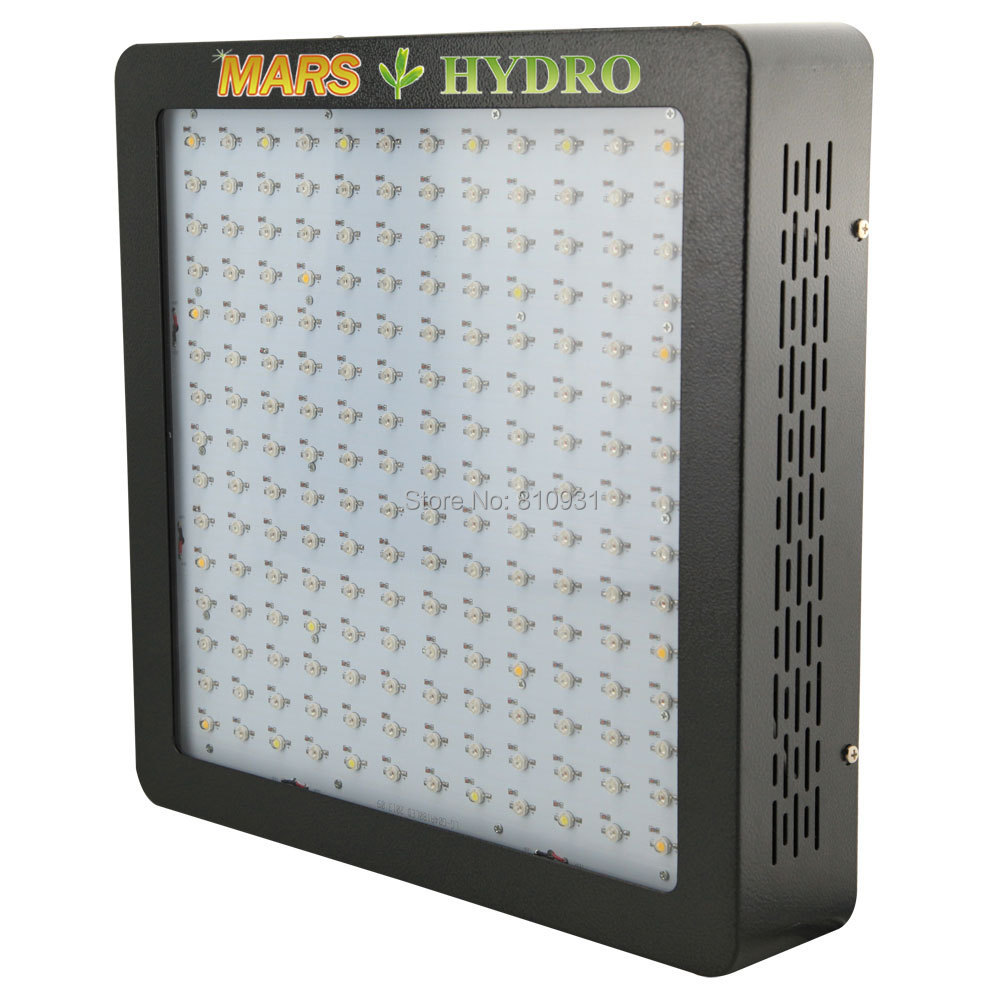 2014 Mars II Full Spectrum LED Grow Lights 900W Apollo LED Grow Light 90 Degree 5W Chip for Hydroponics System,Indoor Grow(China (Mainland))
