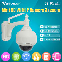 Buy VSTARCAM Onvif Wireless IP Camera Outdoor HD 720P WIFI PTZ Dome CCTV Security 4 Optical Zoom Support 128G SD Card IP Cam for $88.88 in AliExpress store