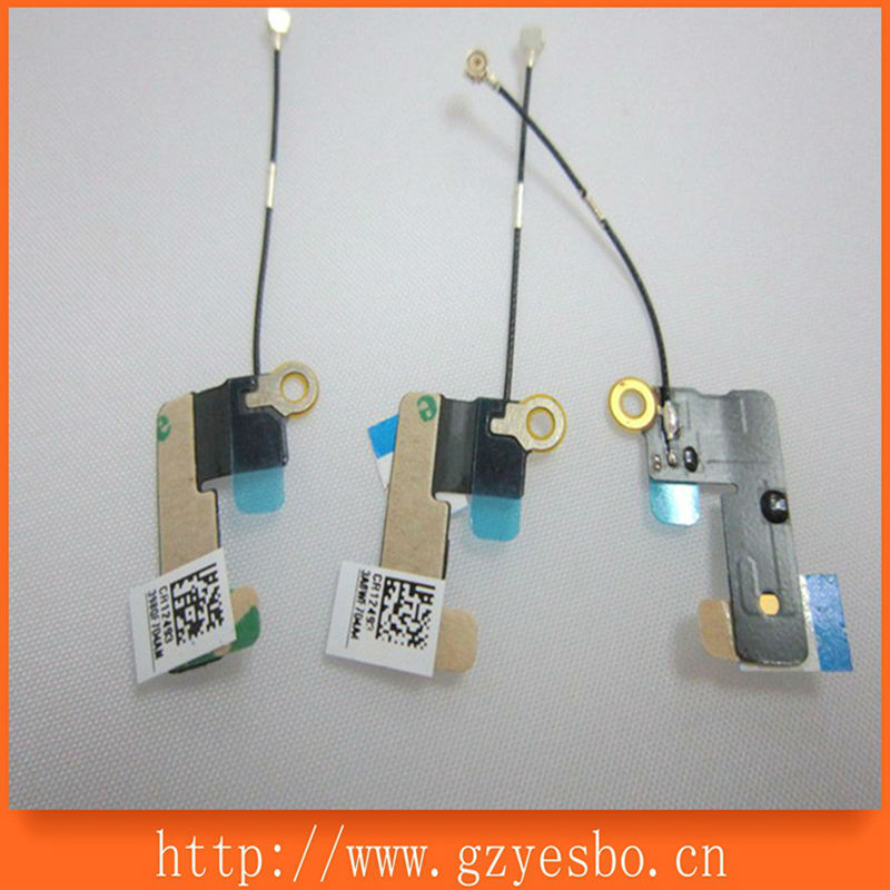 50pcs/lot Original Brand New module wifie antenna signal wireless flex cable for iphone5g(China (Mainland))