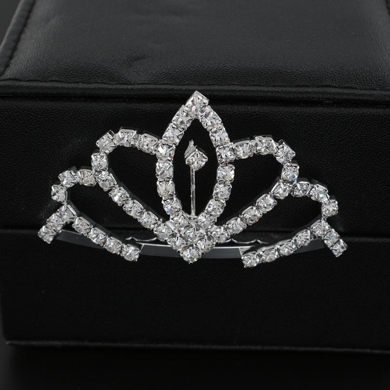 Bridal Crown And Tiaras Hair Comb Wedding Bridal Tiara Rhinestone Hair Accessories Hair Jewellery Diadema Coronas De Cristal Z50(China (Mainland))