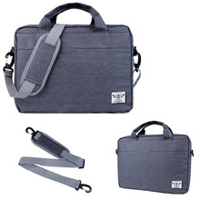 "smith sursee gray jean shoulder Bag Case for macbook 11"" 12"" 13"" Messenger Ultrabook laptop Notebook Computer Bag for men women(China (Mainland))"