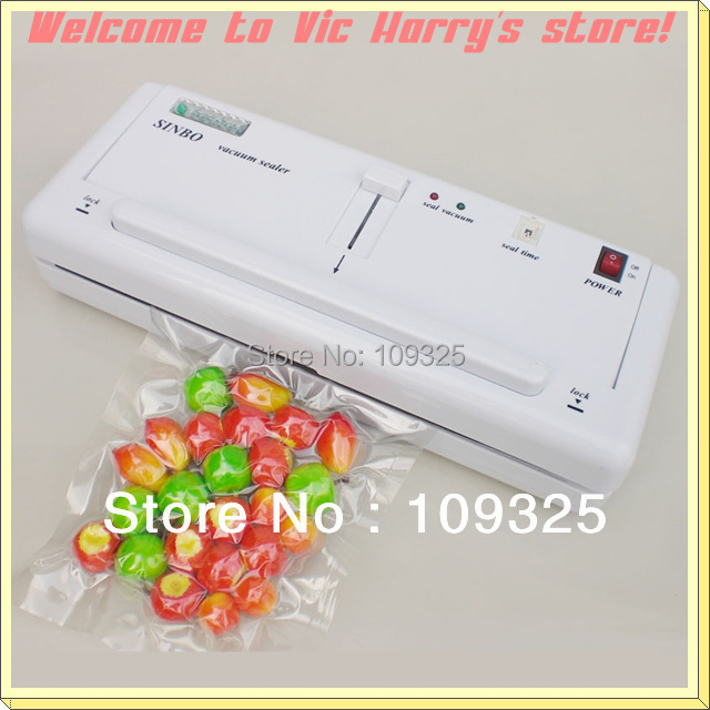 P103 Household Vacuum Sealer packing Machine DZ-280/2SD