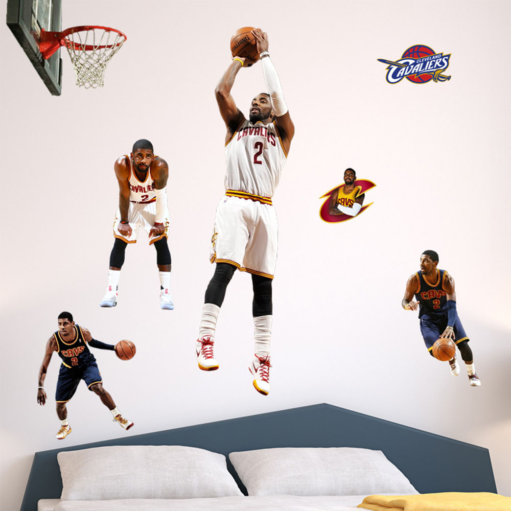 Online buy wholesale cool pictures wallpaper from china for Basketball mural wallpaper
