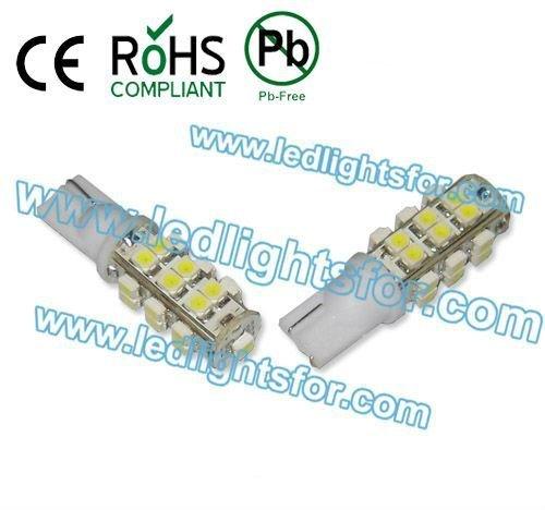 20pcs/lot good quality  free shipping 25 LED SMD1210,194 car led,501 led bulbs,led lights for cars