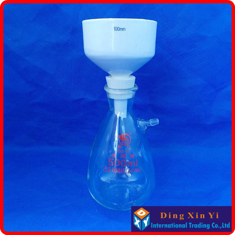 Wholesale 500ml Suction Flask 100mm Buchner Funnel