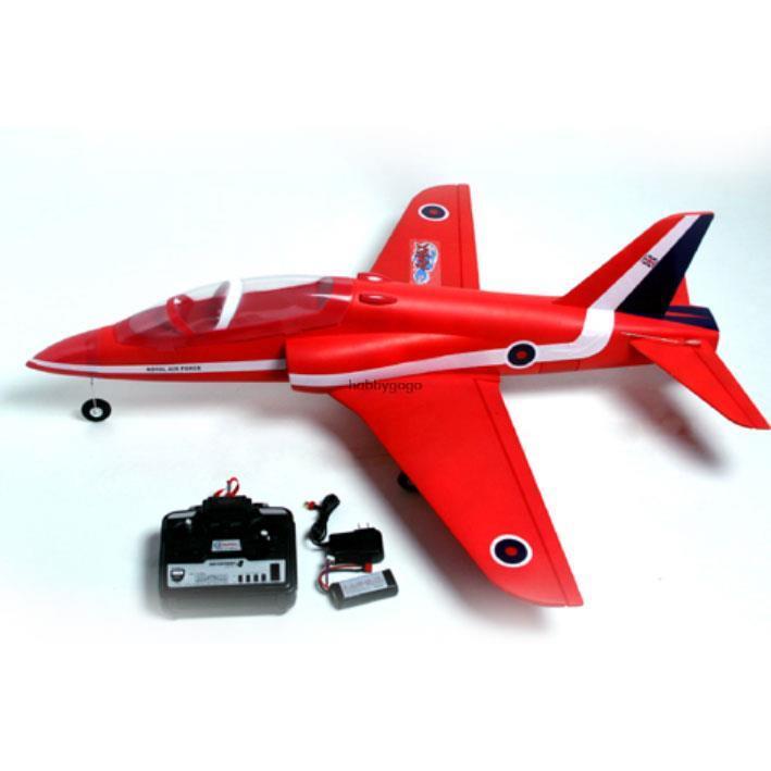 RC airplane Red Arrow EPS 990mm RTF model jet airplane Full set Radio Control aircraft EDF Power plane toy plane DropShip(China (Mainland))