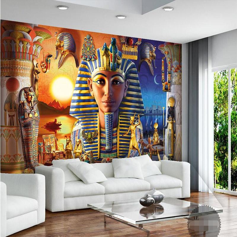 Decoracion egipcia antigua for Decoracion egipcia