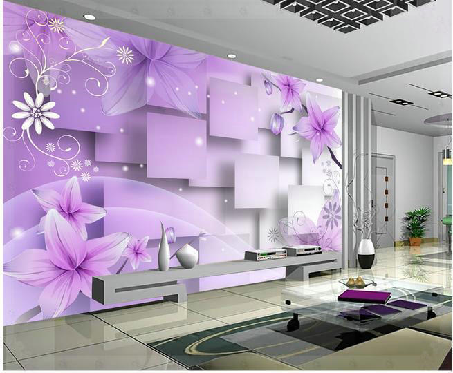 New large wallpaper custom wallpaper tv backdrop warm for 3d wallpaper home decoration