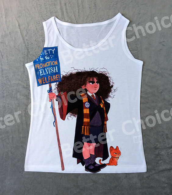 Track SТаз+Vintage Жилет Tanks Tank Верхs Camis Childhood Harry Potter Angry Student ...
