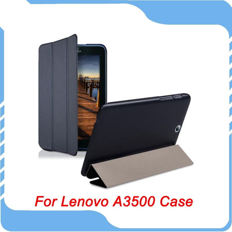 Ultra Slim Flip Case Lenovo A3500 Leather 7.0 Inch A7-50 Tablet Floding Stand Cover - TH-Store store