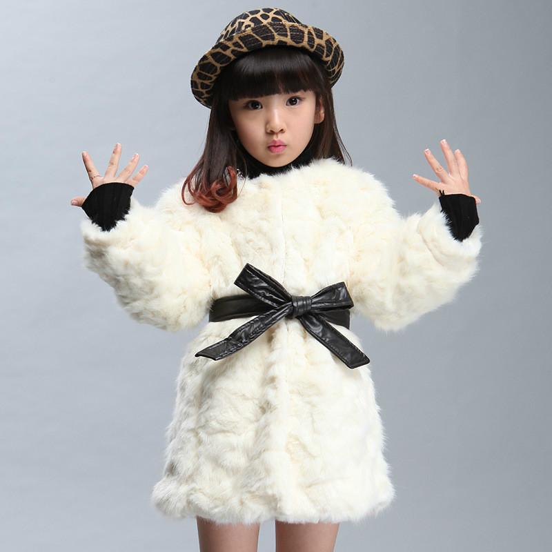 Faux Fur Girls Jacket Autumn And Winter 2015 New Children Imitation Fur Coat Thick Warm Kids Fashion Outwear<br><br>Aliexpress
