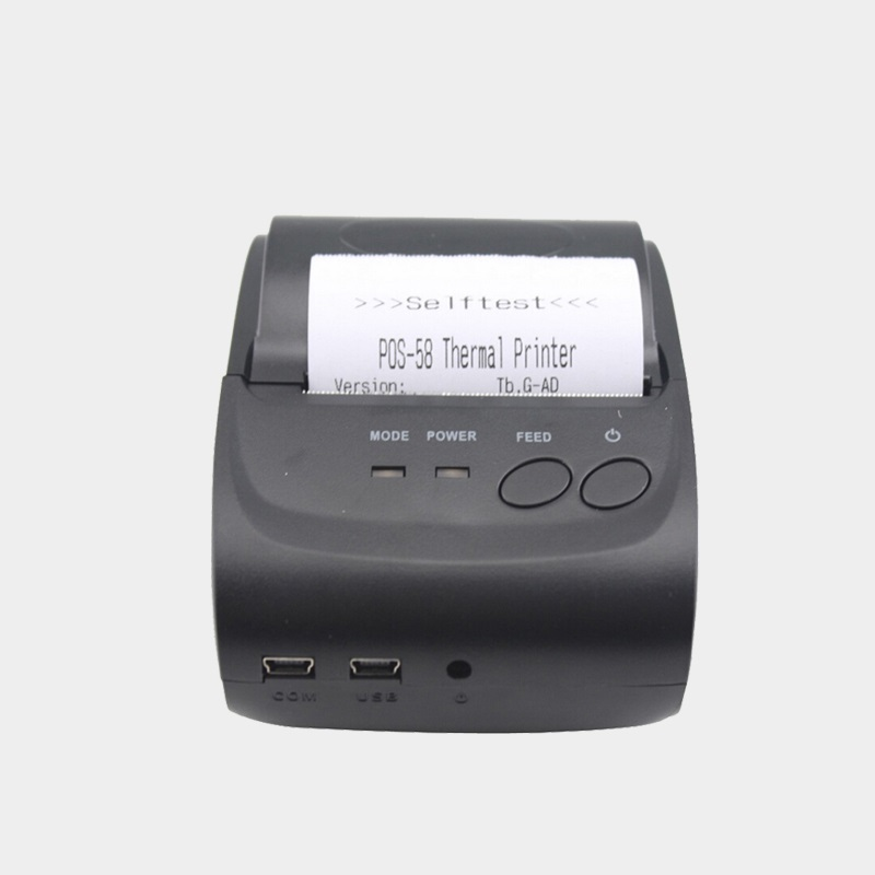 Mini 2 inch bluetooth portable thermal mobile pos receipt printer Android IOS system support 8 cellphones connection meanwhile<br><br>Aliexpress