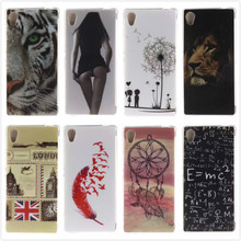 Fashion Owl Beauty TPU Silicone Soft Case For Sony Xperia M4 Aqua Dual E2303 E2333 E2353 Back Skin Cover Cell Phone Protect